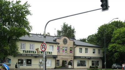 Budynek biurowy Kompleksowe remont oraz pokrycie dachu blachodachówką 2011 warszawa ul. Puławska