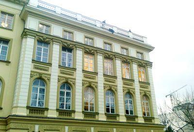 Naprawa dachu Budynku Biurowego Kancelaria Prezesa Rady Ministrów warszawa 2012 ul. Aleje Ujazdowskie