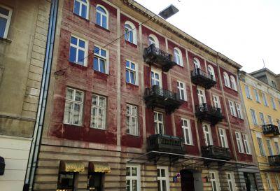 Ul. Wilcza 13, Warszawa 2012r – Wsp. Mieszkaniowa, pow. 460m2 Remont dachu pokrytego w technologii podwójnego rąbka stojącego